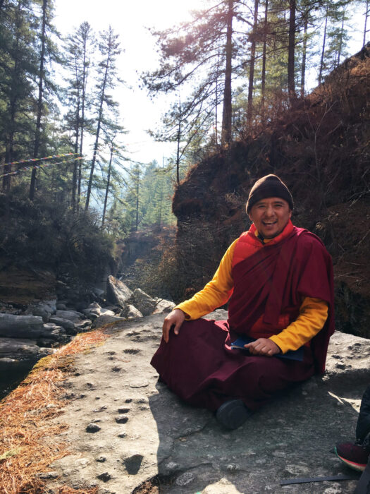Ven  Tulku Jigme Thrinley Rinpoche Liberation from the four
